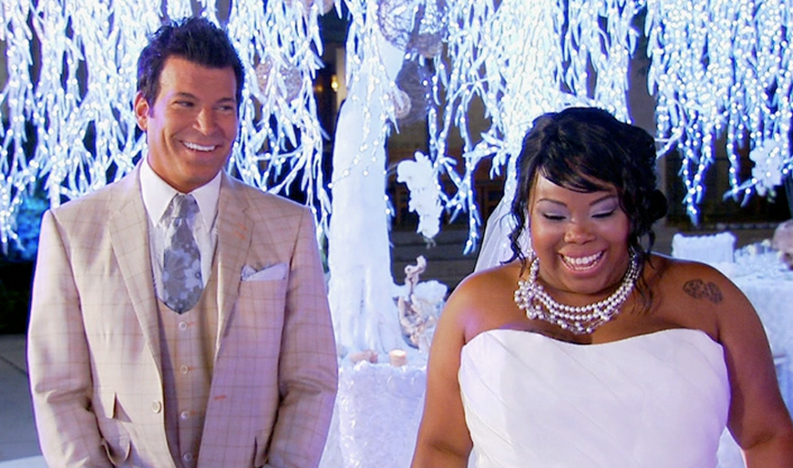 David Tutera and the unkanny! designer face the same task